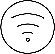 WiFi connection for remote control
